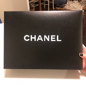 XL black Chanel Box